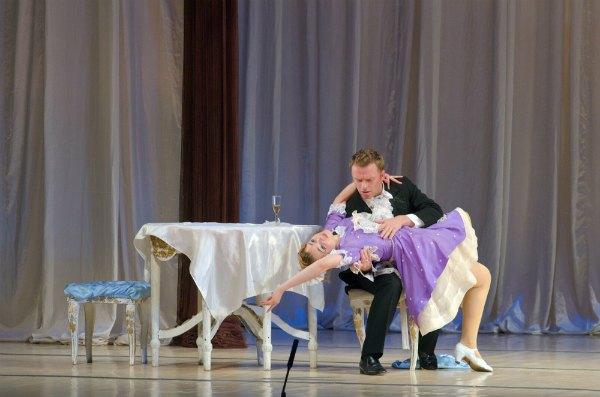 ביקור באופרה