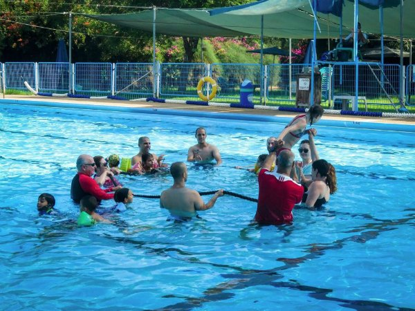 משחקי מים מאתגרים