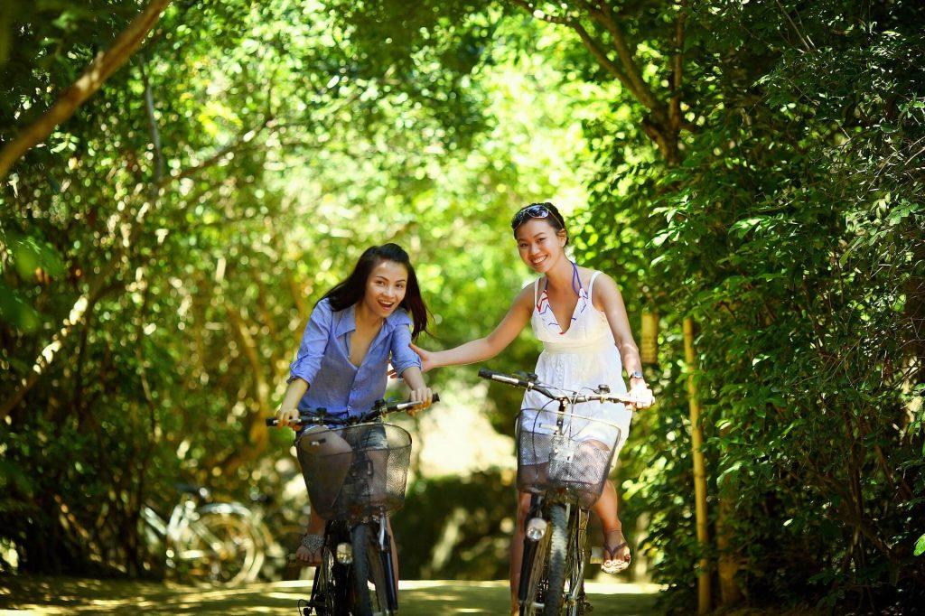 פעילויות גיבוש - רכיבה על אופניים