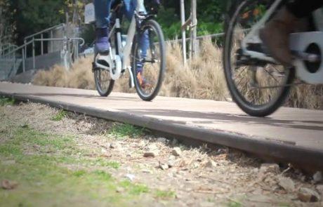 יום גיבוש על אופניים חשמליים