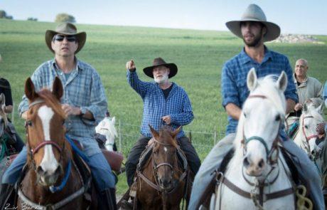 המערב הפרוע – הסוסים והים