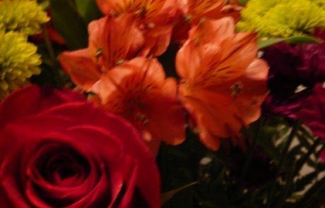 סדנת שזירת פרחים לוועדי עובדים